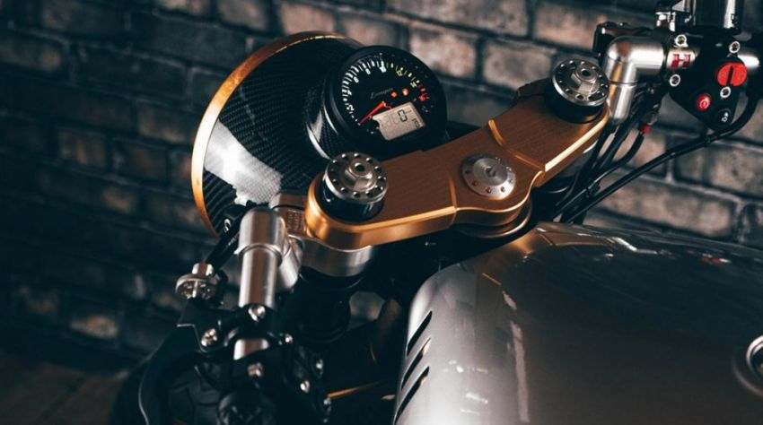 Langen Motorcycles Two Stroke is an authentic two-stroke retro racer – limited edition of 100, RM163k Image #1306146