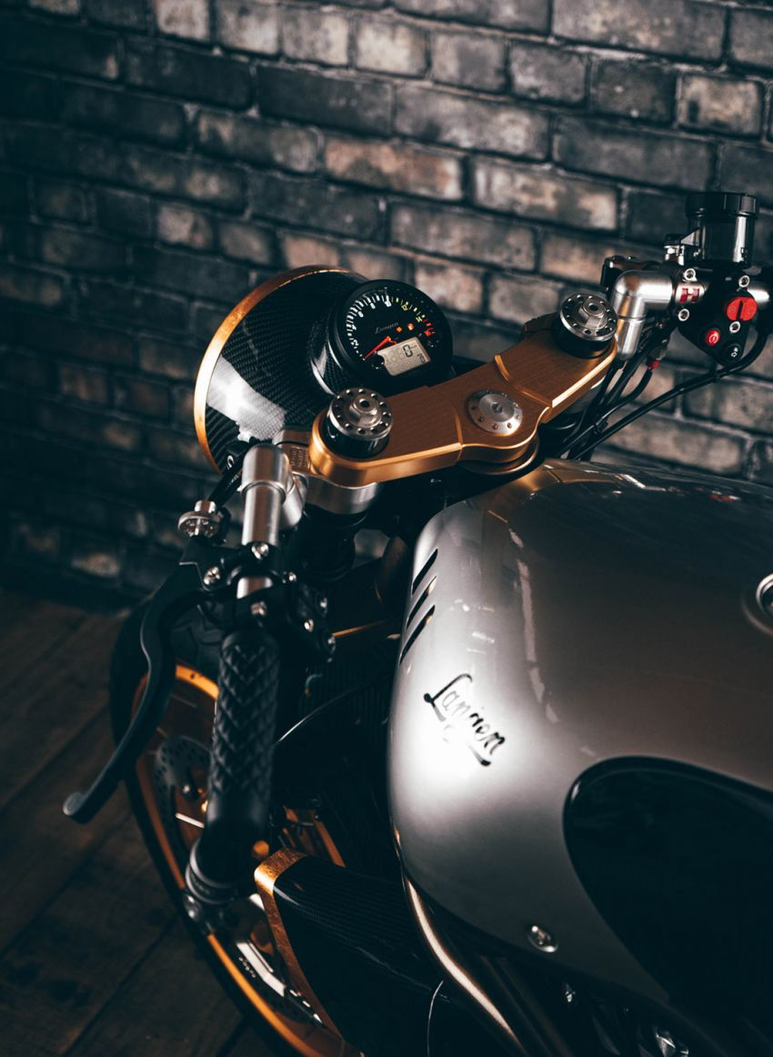 Langen Motorcycles Two Stroke is an authentic two-stroke retro racer – limited edition of 100, RM163k Image #1306147