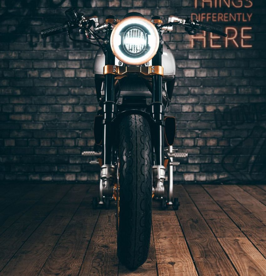 Langen Motorcycles Two Stroke is an authentic two-stroke retro racer – limited edition of 100, RM163k Image #1306150