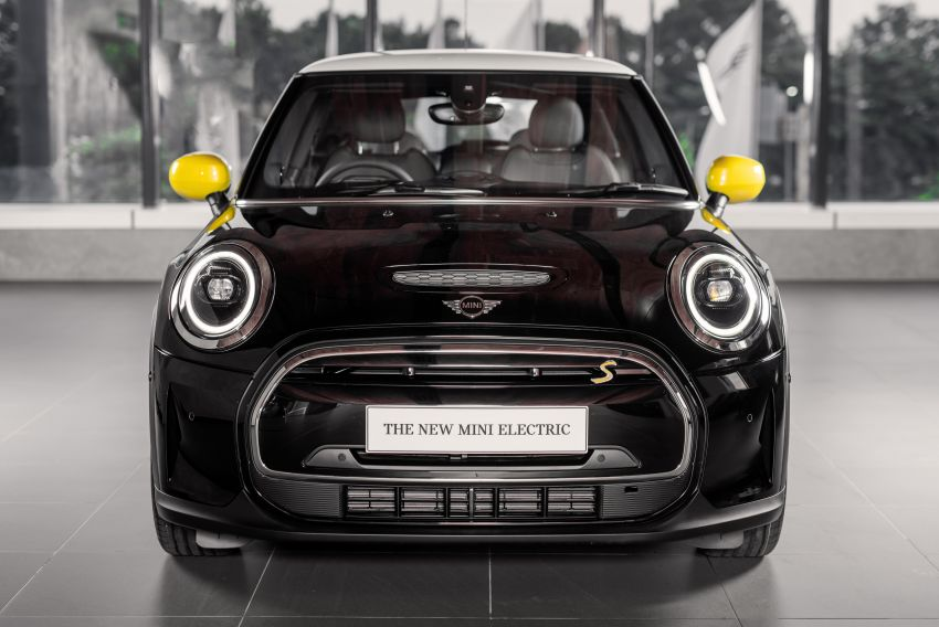 2021 MINI Cooper SE facelift launched in Malaysia – electric hatch now slightly cheaper, priced at RM213k Image #1302268