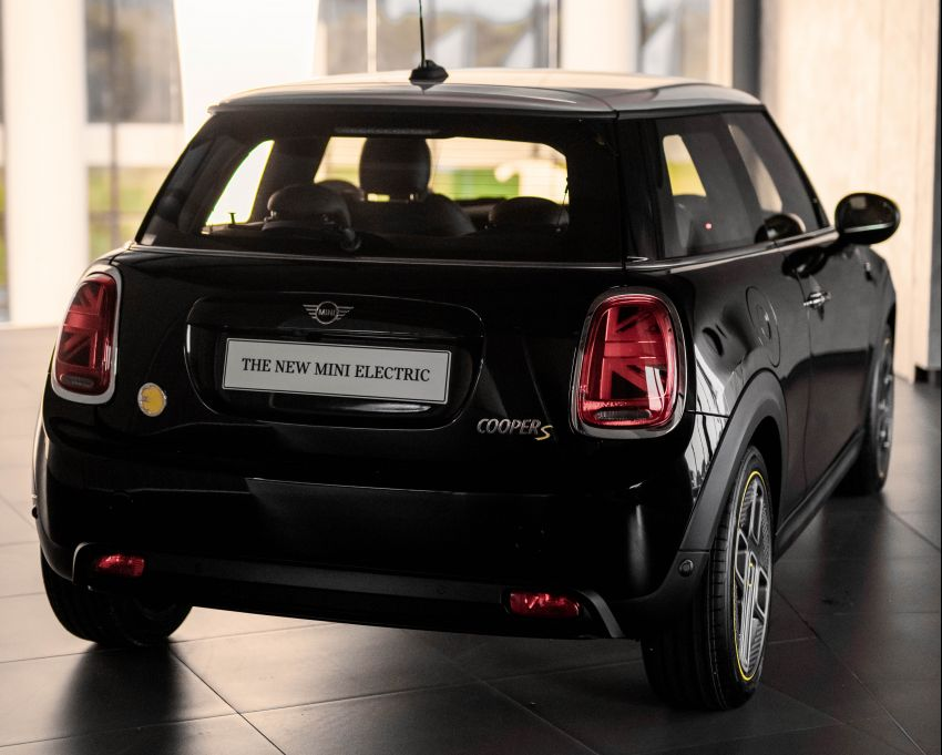 2021 MINI Cooper SE facelift launched in Malaysia – electric hatch now slightly cheaper, priced at RM213k Image #1302286