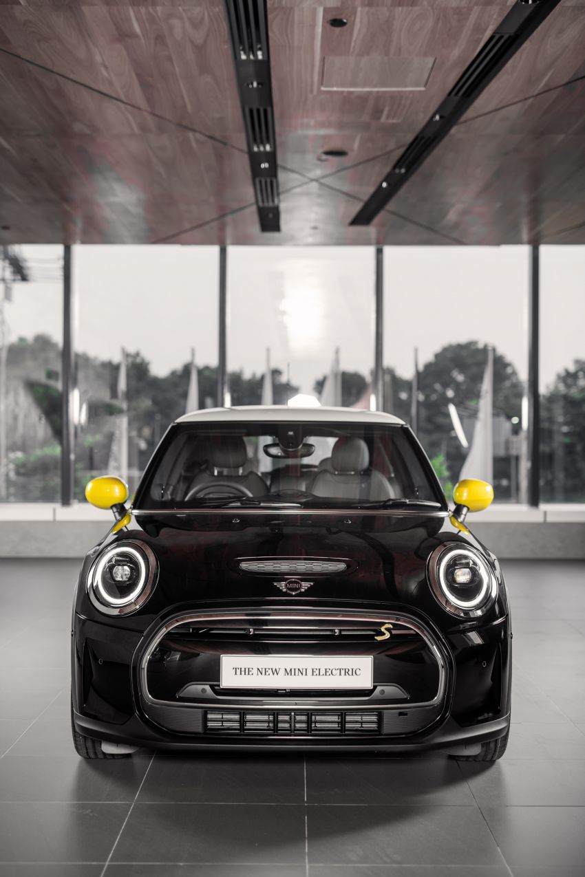 2021 MINI Cooper SE facelift launched in Malaysia – electric hatch now slightly cheaper, priced at RM213k Image #1302269