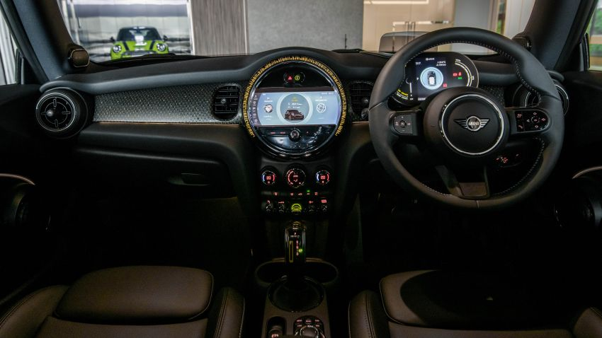2021 MINI Cooper SE facelift launched in Malaysia – electric hatch now slightly cheaper, priced at RM213k Image #1302291
