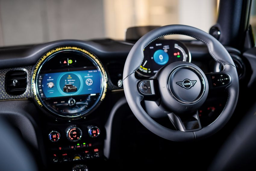 2021 MINI Cooper SE facelift launched in Malaysia – electric hatch now slightly cheaper, priced at RM213k Image #1302292