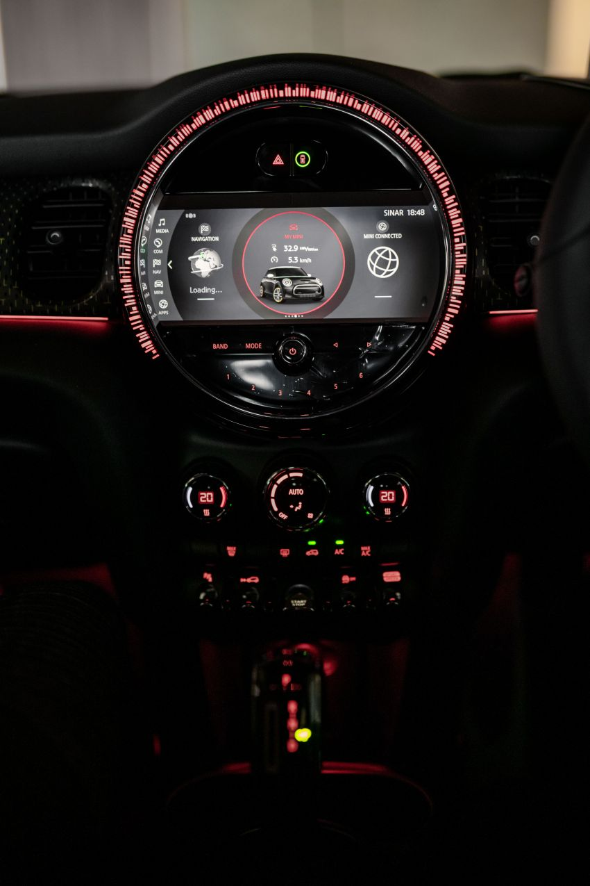 2021 MINI Cooper SE facelift launched in Malaysia – electric hatch now slightly cheaper, priced at RM213k Image #1302297