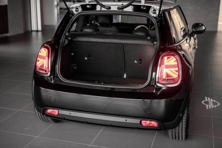 2021 MINI Cooper SE facelift launched in Malaysia – electric hatch now slightly cheaper, priced at RM213k Image #1302306