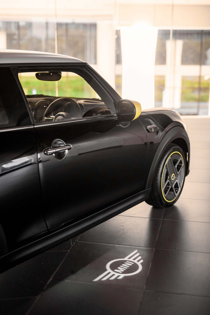 2021 MINI Cooper SE facelift launched in Malaysia – electric hatch now slightly cheaper, priced at RM213k Image #1302308