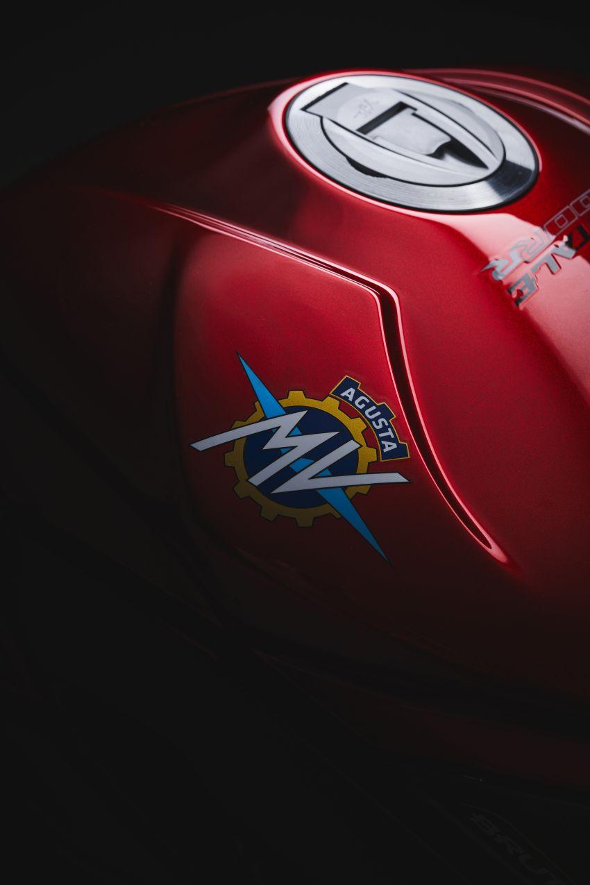 2021 MV Agusta Brutale 1000 RR released, 208 hp Image #1305695