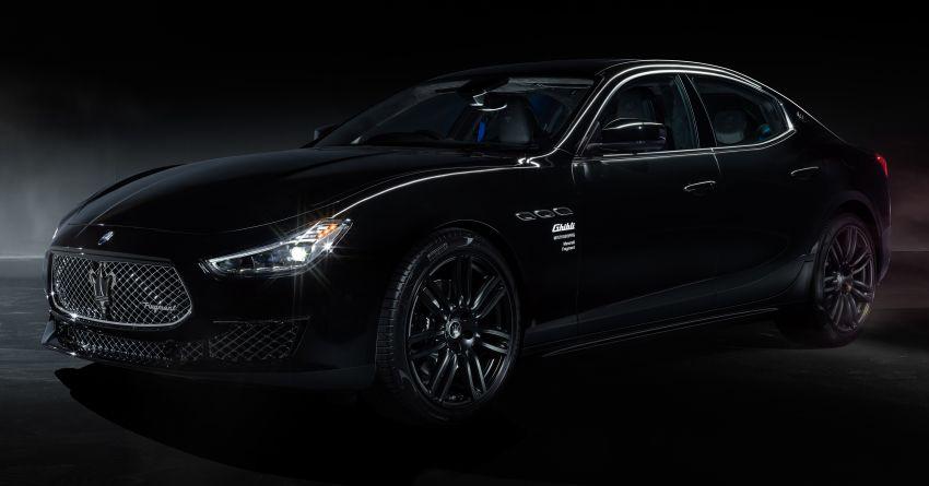 Maserati Ghibli Fragment 2021 diperkenalkan di Jepun Image #1312422