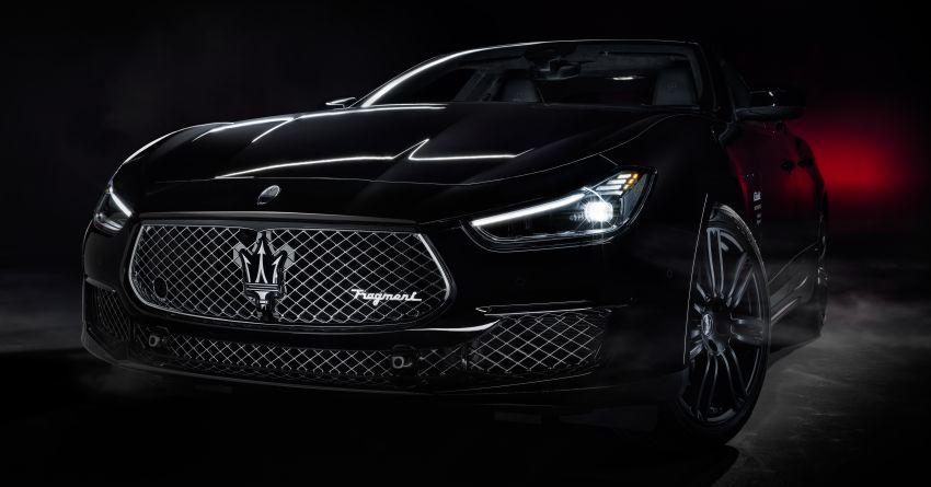 Maserati Ghibli Fragment 2021 diperkenalkan di Jepun Image #1312418