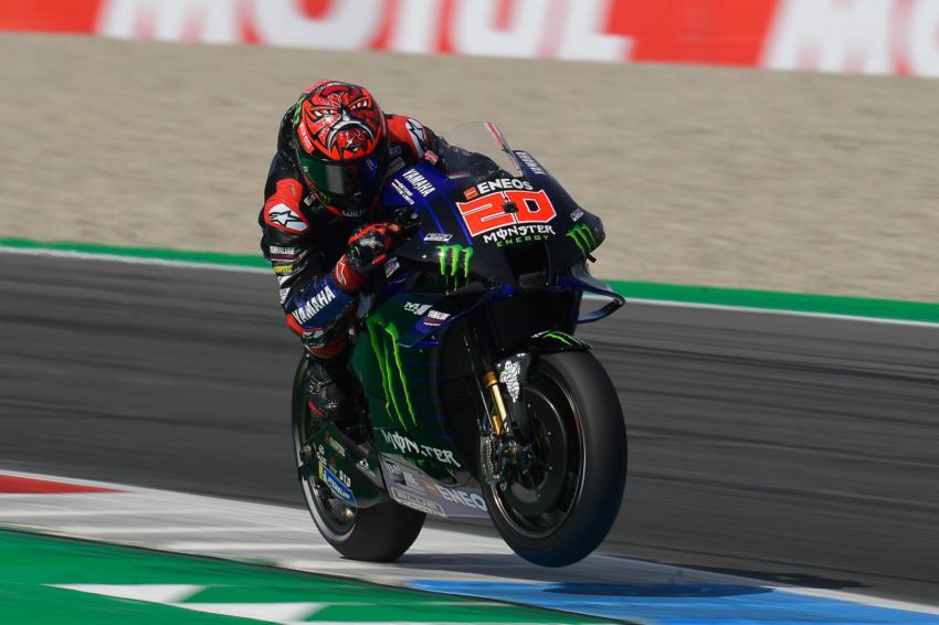 2021 MotoGP: Yamaha makes it 1-2 at Assen, Maverick denies contract breaking move to Aprilia next year Image #1312498