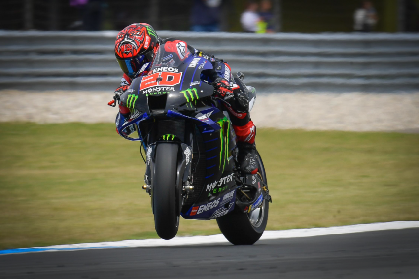 2021 MotoGP: Yamaha makes it 1-2 at Assen, Maverick denies contract breaking move to Aprilia next year Image #1312500