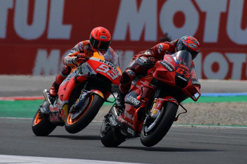 2021 MotoGP: Yamaha makes it 1-2 at Assen, Maverick denies contract breaking move to Aprilia next year Image #1312486