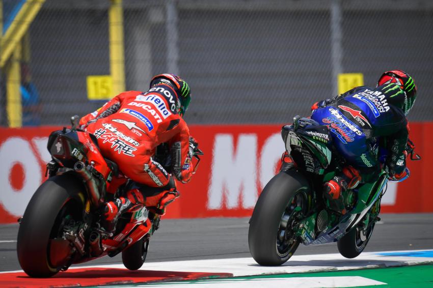 2021 MotoGP: Yamaha makes it 1-2 at Assen, Maverick denies contract breaking move to Aprilia next year Image #1312490