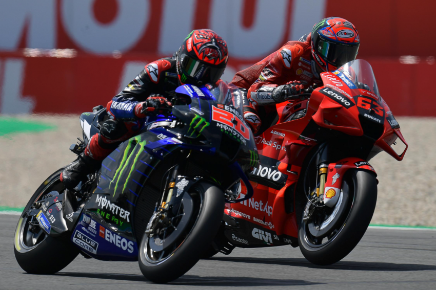 2021 MotoGP: Yamaha makes it 1-2 at Assen, Maverick denies contract breaking move to Aprilia next year Image #1312492