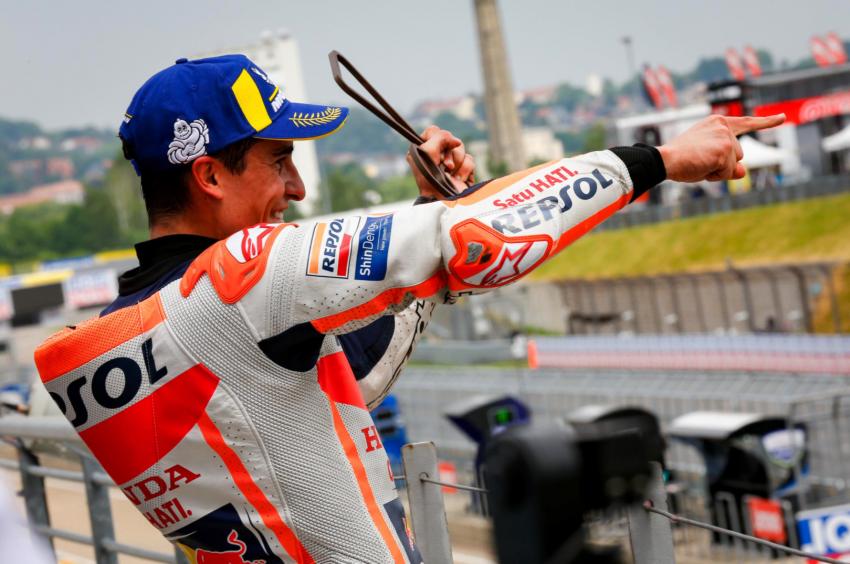 2021 MotoGP: Marquez makes magnificent comeback Image #1309488