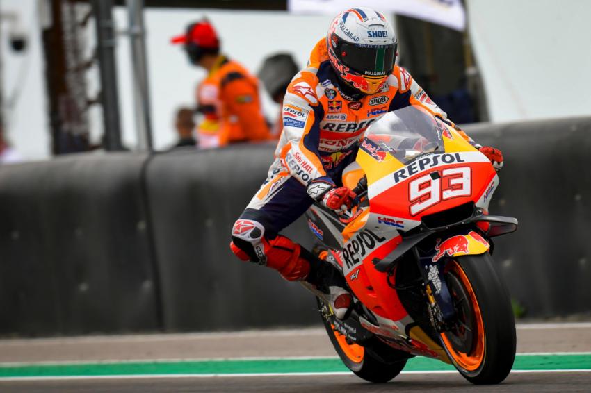 2021 MotoGP: Marquez makes magnificent comeback Image #1309491
