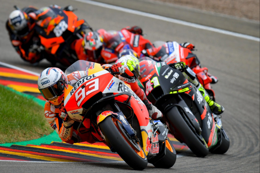 2021 MotoGP: Marquez makes magnificent comeback Image #1309493