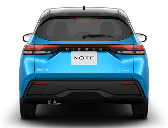2022 Nissan Note Aura launched in Japan – design tweaks, premium kit, AWD and FWD e-Power setups Image #1307695
