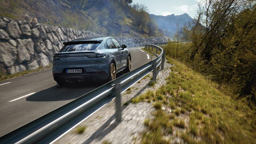 Porsche Cayenne Turbo GT diperkenal – 640 PS/850 Nm, 0-100 km/j 3.3 saat, kelajuan maksima 300 km/j Image #1313614