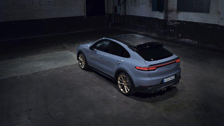 Porsche Cayenne Turbo GT diperkenal – 640 PS/850 Nm, 0-100 km/j 3.3 saat, kelajuan maksima 300 km/j Image #1313612