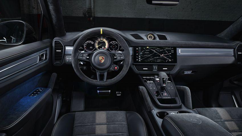 Porsche Cayenne Turbo GT diperkenal – 640 PS/850 Nm, 0-100 km/j 3.3 saat, kelajuan maksima 300 km/j Image #1313607