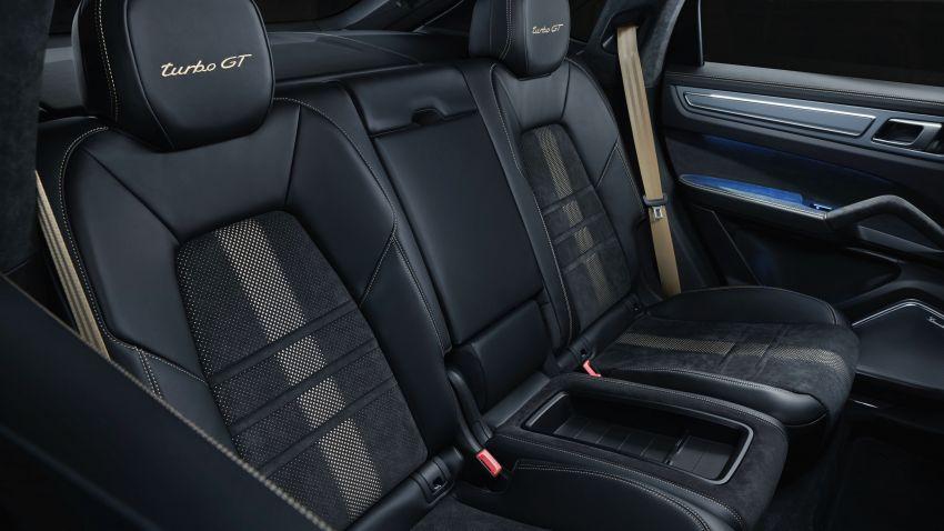 Porsche Cayenne Turbo GT diperkenal – 640 PS/850 Nm, 0-100 km/j 3.3 saat, kelajuan maksima 300 km/j Image #1313606