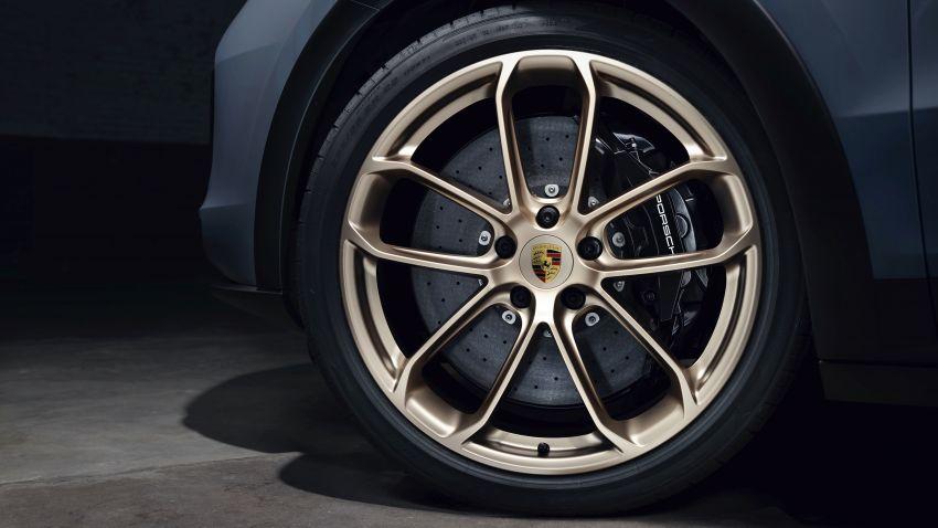 Porsche Cayenne Turbo GT diperkenal – 640 PS/850 Nm, 0-100 km/j 3.3 saat, kelajuan maksima 300 km/j Image #1313603