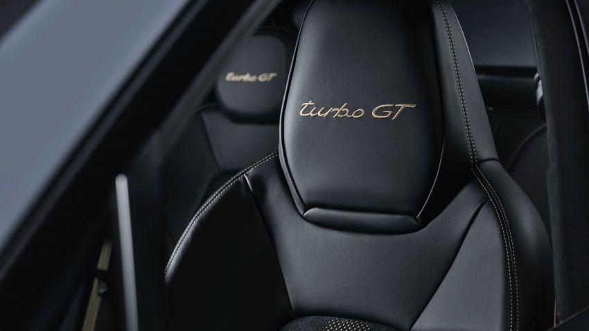 Porsche Cayenne Turbo GT diperkenal – 640 PS/850 Nm, 0-100 km/j 3.3 saat, kelajuan maksima 300 km/j Image #1313626