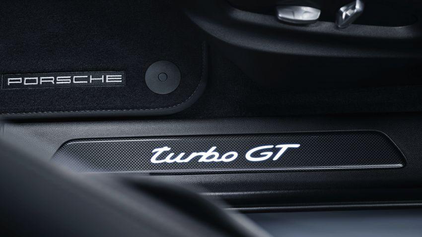Porsche Cayenne Turbo GT diperkenal – 640 PS/850 Nm, 0-100 km/j 3.3 saat, kelajuan maksima 300 km/j Image #1313624