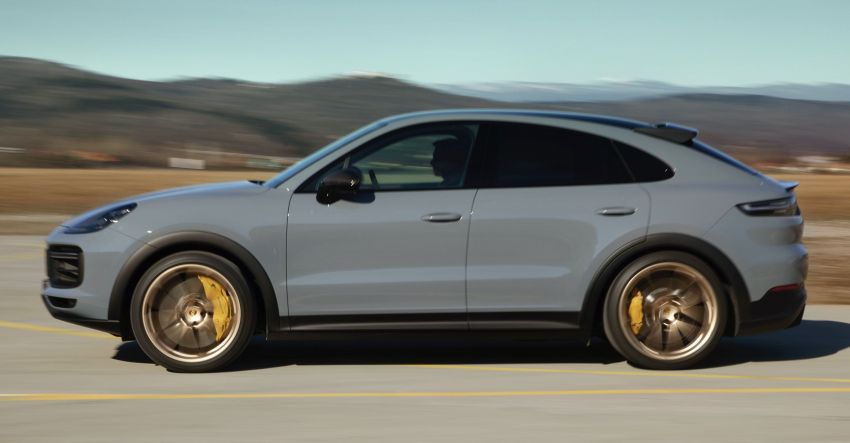 Porsche Cayenne Turbo GT diperkenal – 640 PS/850 Nm, 0-100 km/j 3.3 saat, kelajuan maksima 300 km/j Image #1313621