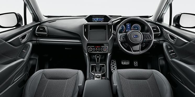 Subaru Forester facelift 2021 diperkenalkan di Jepun – gaya dipertingkatkan; enjin boxer hibrid dan turbo Image #1307213