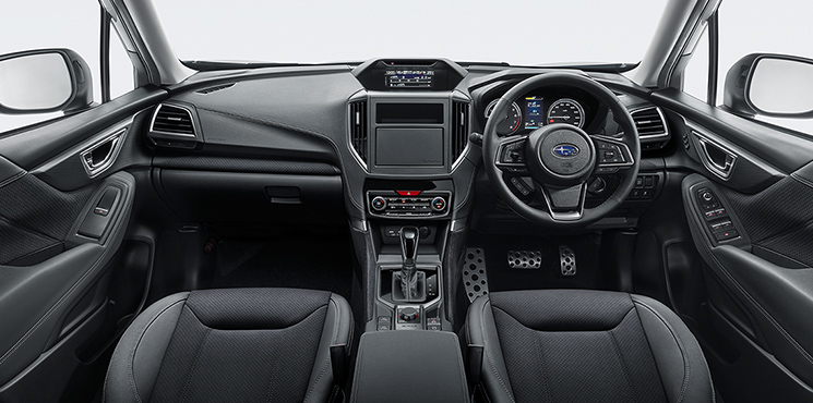 2021 Subaru Forester facelift makes its debut in Japan – revised styling; hybrid and turbo boxer engines Image #1307013