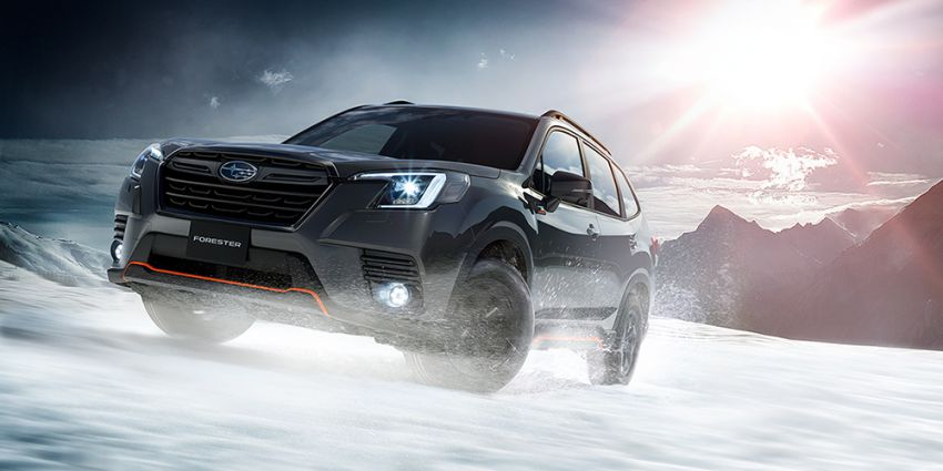 2021 Subaru Forester facelift makes its debut in Japan – revised styling; hybrid and turbo boxer engines Image #1307007