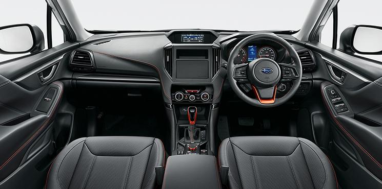 Subaru Forester facelift 2021 diperkenalkan di Jepun – gaya dipertingkatkan; enjin boxer hibrid dan turbo Image #1307222