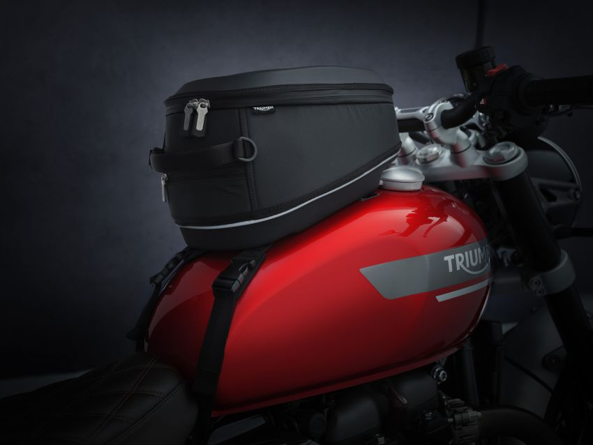 2021 Triumph Speed Twin updated, more power and torque, Euro 5 compliant, Brembo M50 Monobloc Image #1301440