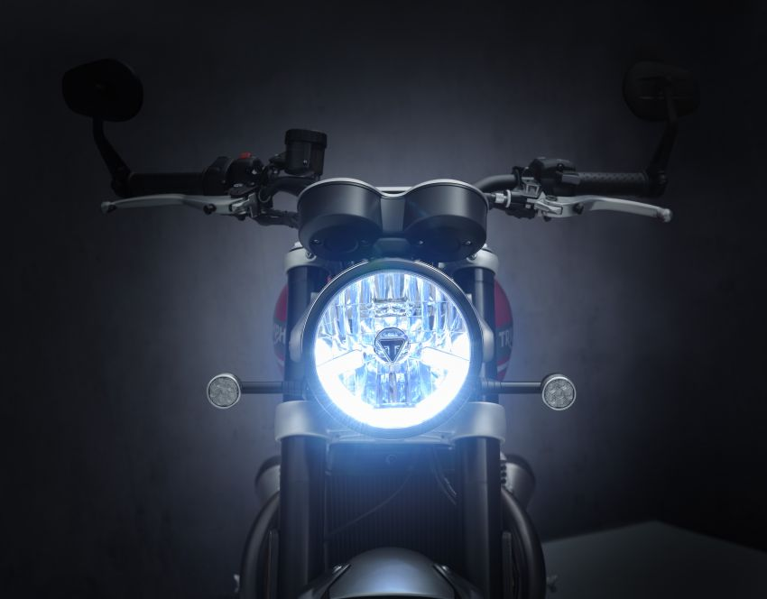 2021 Triumph Speed Twin updated, more power and torque, Euro 5 compliant, Brembo M50 Monobloc Image #1301424