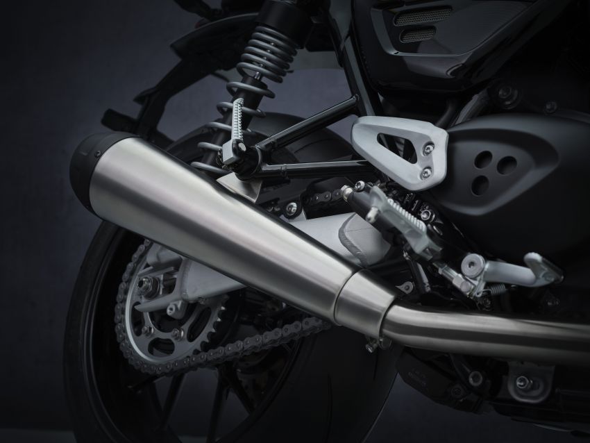 Triumph Speed Twin 2021 diperbaharui – enjin Euro 5, lebih kuasa dan tork, angkup brek Brembo Monobloc Image #1301561