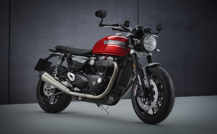 2021 Triumph Speed Twin in Malaysia soon – bookings open, RM77,900 for black, RM78,900 for premium Image #1303731