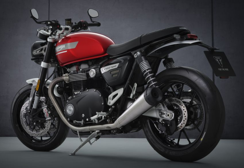 2021 Triumph Speed Twin in Malaysia soon – bookings open, RM77,900 for black, RM78,900 for premium Image #1303733