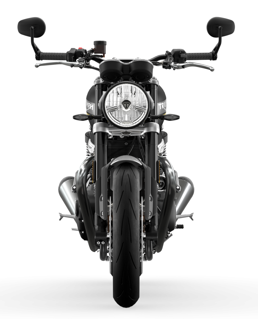 2021 Triumph Speed Twin updated, more power and torque, Euro 5 compliant, Brembo M50 Monobloc Image #1301388