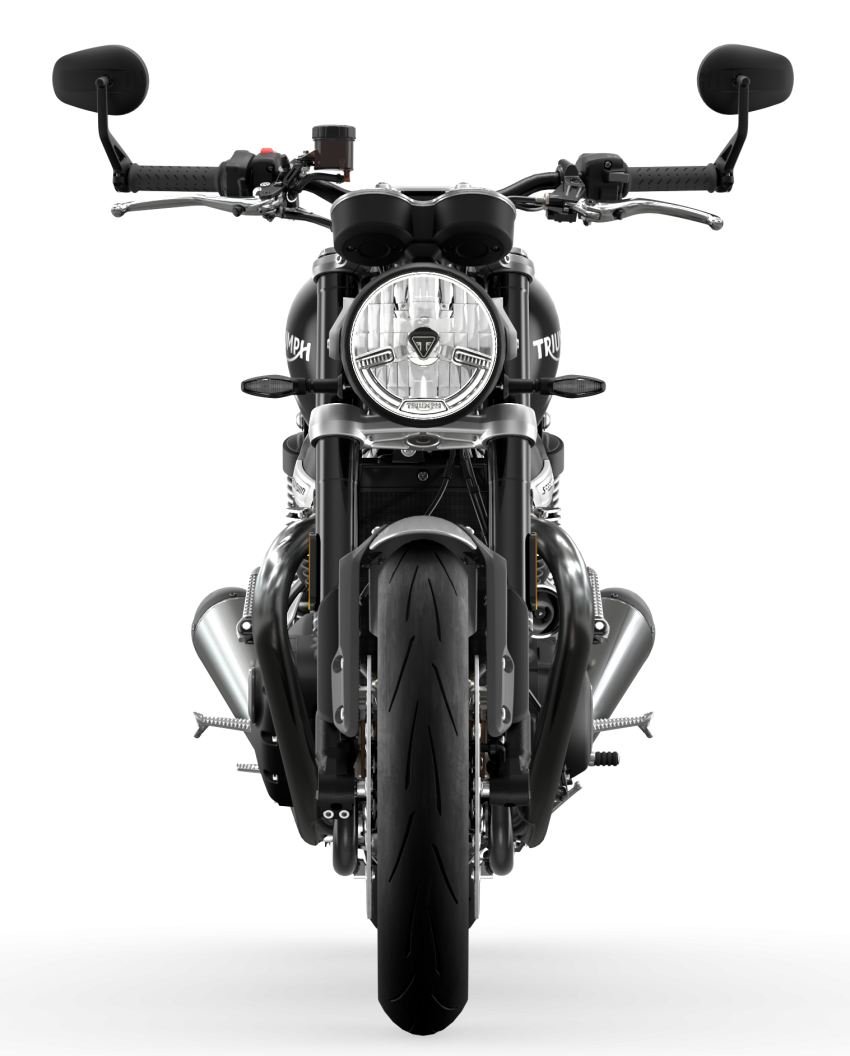 2021 Triumph Speed Twin updated, more power and torque, Euro 5 compliant, Brembo M50 Monobloc Image #1301389