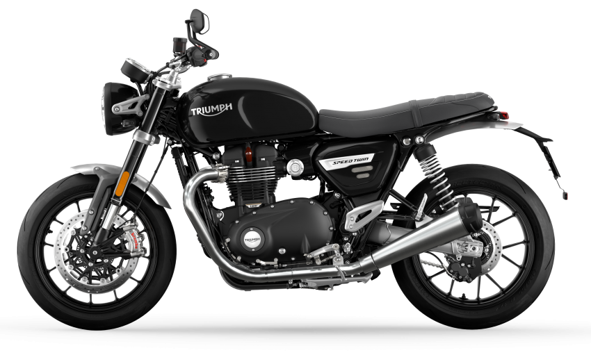 2021 Triumph Speed Twin updated, more power and torque, Euro 5 compliant, Brembo M50 Monobloc Image #1301392