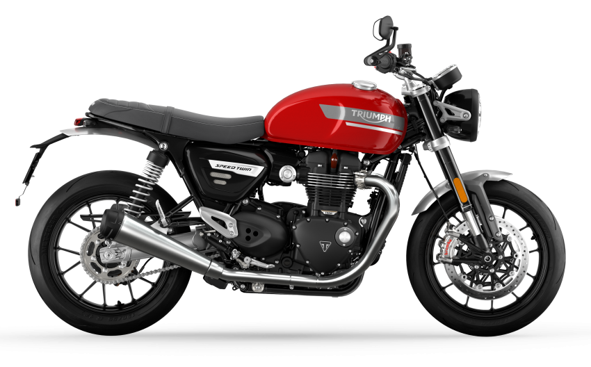 2021 Triumph Speed Twin updated, more power and torque, Euro 5 compliant, Brembo M50 Monobloc Image #1301393