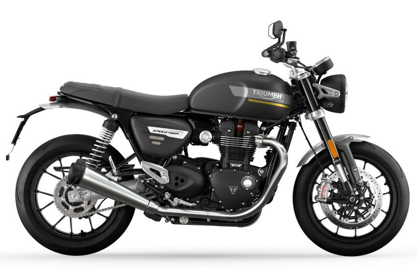 2021 Triumph Speed Twin updated, more power and torque, Euro 5 compliant, Brembo M50 Monobloc Image #1301394