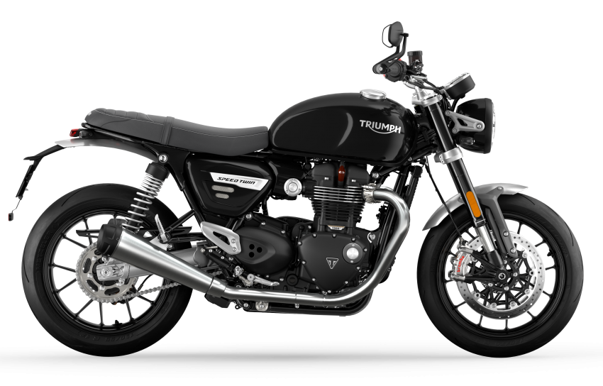 2021 Triumph Speed Twin updated, more power and torque, Euro 5 compliant, Brembo M50 Monobloc Image #1301395