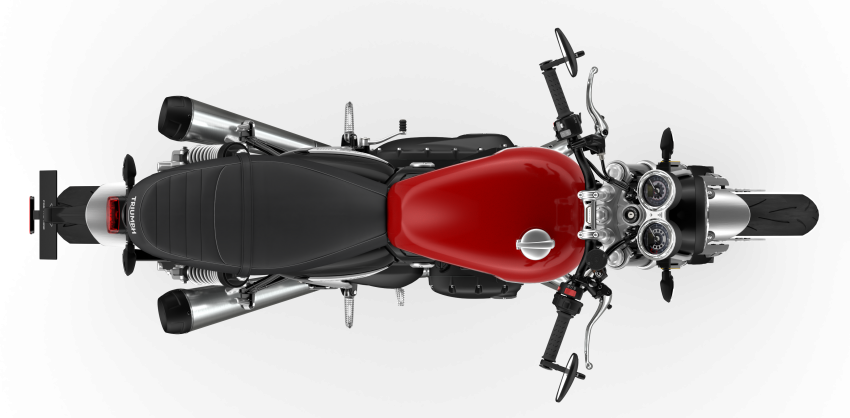 2021 Triumph Speed Twin updated, more power and torque, Euro 5 compliant, Brembo M50 Monobloc Image #1301396