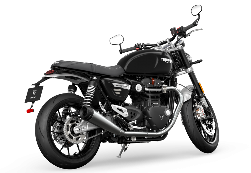 2021 Triumph Speed Twin updated, more power and torque, Euro 5 compliant, Brembo M50 Monobloc Image #1301380