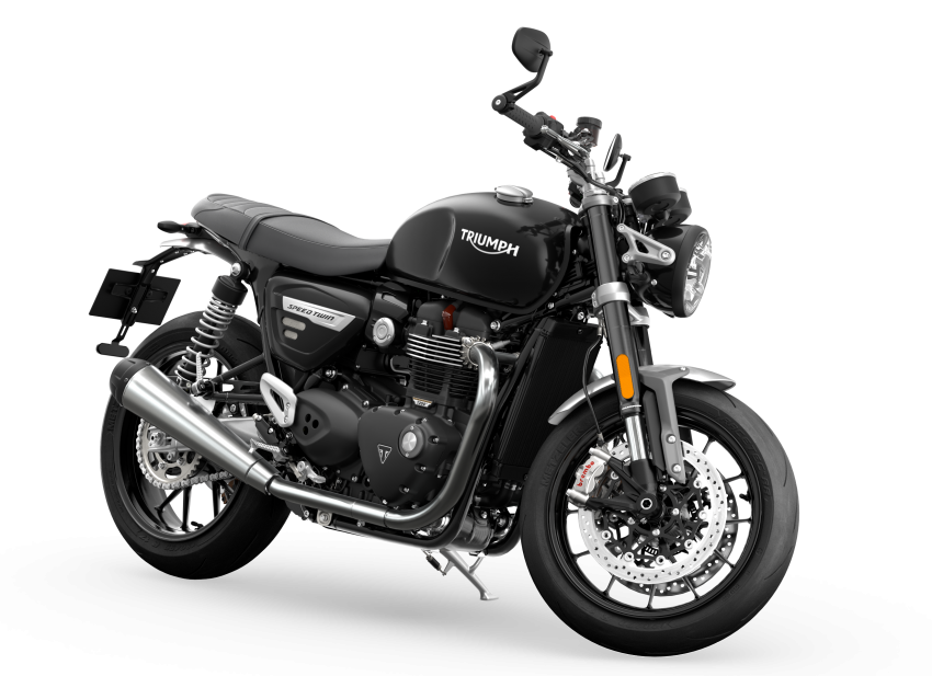 2021 Triumph Speed Twin updated, more power and torque, Euro 5 compliant, Brembo M50 Monobloc Image #1301383