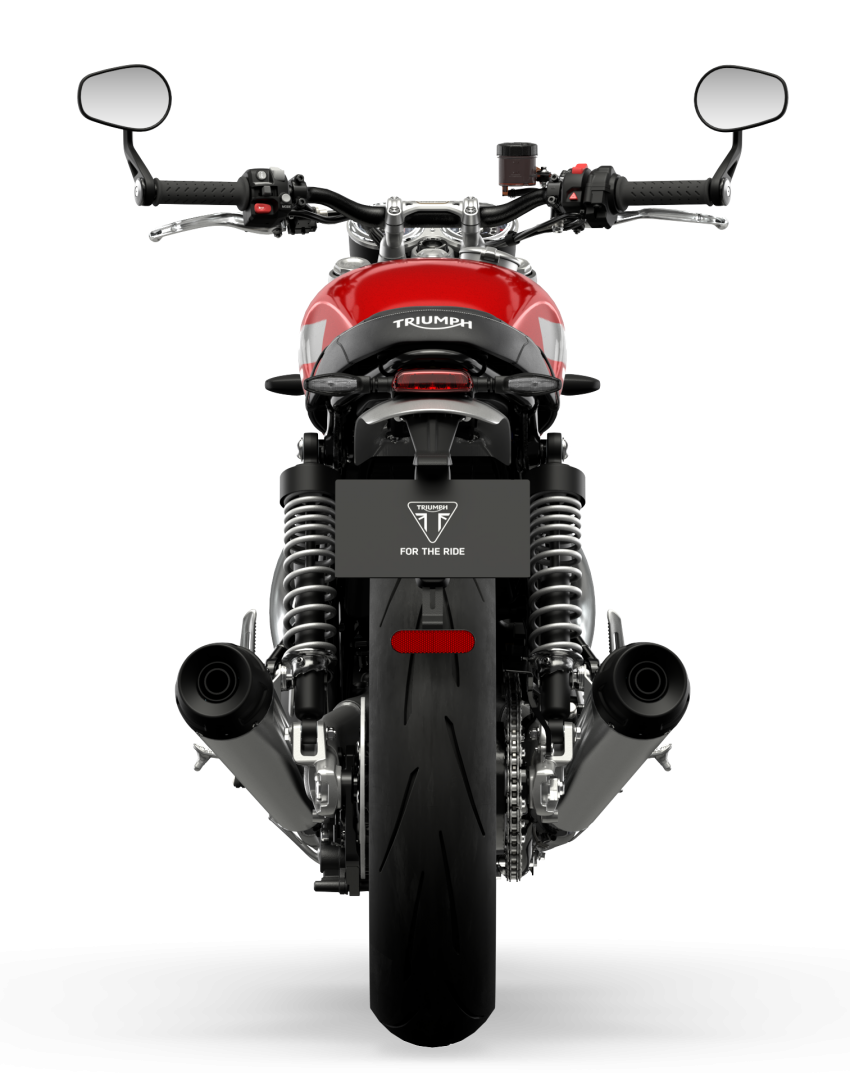 2021 Triumph Speed Twin updated, more power and torque, Euro 5 compliant, Brembo M50 Monobloc Image #1301384